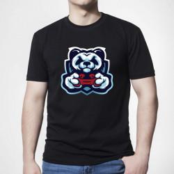 "Футболка ""Gamer Panda"""